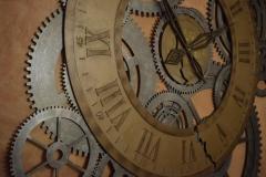 Frezowanie detali projektu Machina Czasu dla Zamku Kliczków