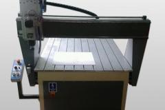 Ploter frezujący CNC - pole robocze 200 cm x 100 cm