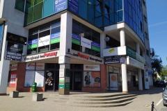 Kompleksowa realizacja witryny siedziby Promedica24 w Baiłymstoku