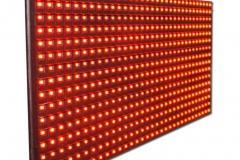 Matryca wyświetlacxza LED monochromatycznego
